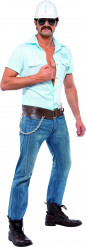 Disfraz del peón de los Village People para hombre