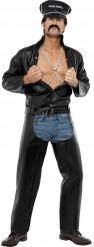 Disfraz del motorista de los Village People® para hombre