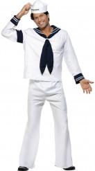 Disfraz del marinero de los Village People para hombre