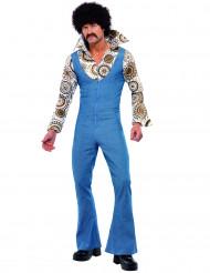 Disfraz disco de los años 70 para hombre