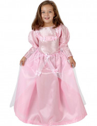 Disfraz de princesa embellecida para niña