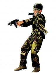 Disfraz soldado para niño