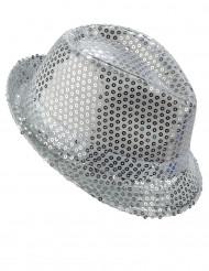 Sombrero con lentejuelas adulto