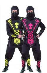 Disfraz de pareja de ninjas