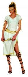 Disfraz de diosa griega para mujer