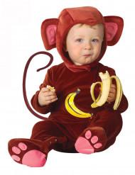 Disfraz de mono para bebé