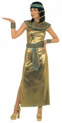 Disfraz de Cleopatra reina de Egipto