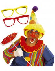 Gafas gigantes de payaso para adulto