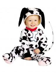 Disfraz de dálmata para niño o niña