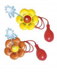 Flor lanzaagua de payaso