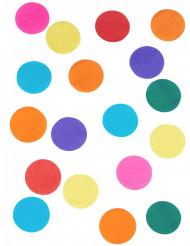 Confeti gigante de varios colores