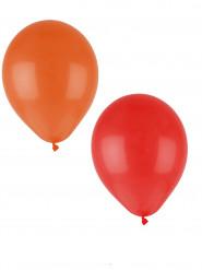Paquete de 24 globos en tonos pastel