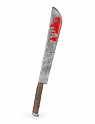 Cuchillo-hacha de carnicero ideal para Halloween
