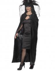 Capa de bruja de lujo ideal para Halloween