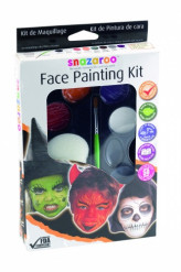 Kit de maquillaje Snazaroo ideal para Halloween
