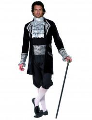 Disfraz de vampiro para hombre, ideal para Halloween