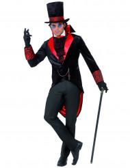 Disfraz vampiro para hombre ideal para Halloween