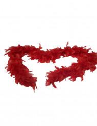 Boa roja para adulto 1 metro