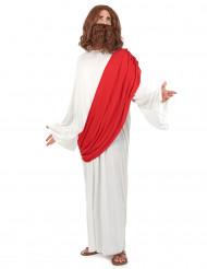 Disfraz de profeta para hombre blanco y rojo