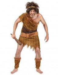 Disfraz de hombre cavernícola auténtico