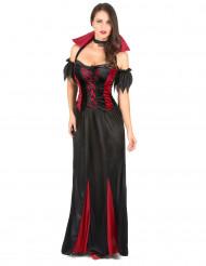 Disfraz de vampiresa para mujer Halloween