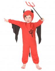 Disfraz de diablo para niño ideal para Halloween