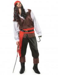 Disfraz de pirata para hombre.