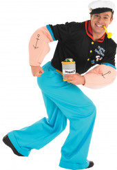 Disfraz de Popeye™ para hombre