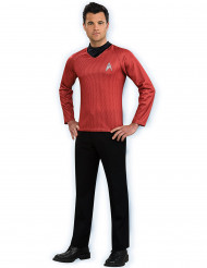 Disfraz rojo de Star Trek™ para hombre