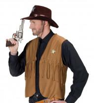 Pistola Ranger de vaquero de 26 cm