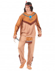 Disfraz indio para hombre