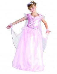 Disfraz de princesa de baile para niña