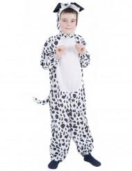 Disfraz de perro dálmata para niño o niña