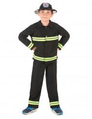 Disfraz de bombero fireman para niño