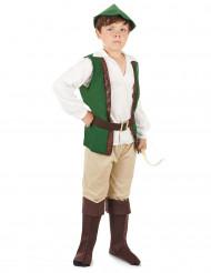 Disfraz de Robin Hood niño
