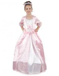 Disfraz de princesa para niña rosado