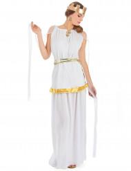 Disfraz de la diosa griega Atena para mujer