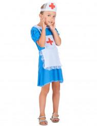 Disfraz de enfermerita para niña