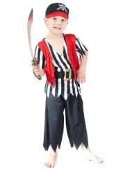 Disfraz de pirata para niño clásico
