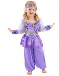 Disfraz de bailarina oriental niña