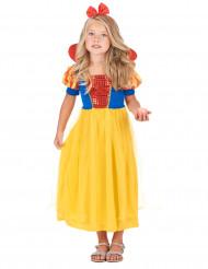 Disfraz de princesita de cuento de hadas para niña