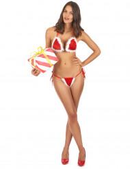 Bañador de Navidad sexy para mujer