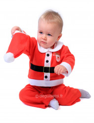 Disfraz de bebé Noel para niño