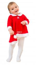 Disfraz de bebé Noel para niña