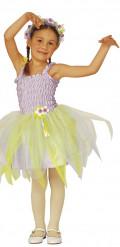 Disfraz hada ballerina color lila para niña