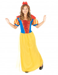 Disfraz de princesa de cuento de hadas para niña