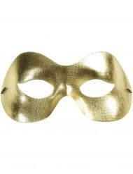 Antifaz dorado