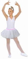 Tutú de ballerina para niña