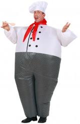 Disfraz de Cocinero inflable