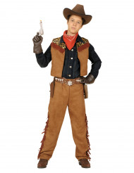 Disfraz de vaquero para niño Oeste